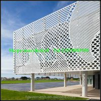 Decorative Perforated Metal Wall Panel/decorative Aluminum ...