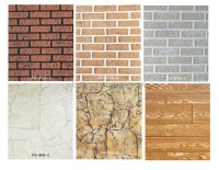 Textured 3D MDF Wall Covering Panels for Interior Decoration