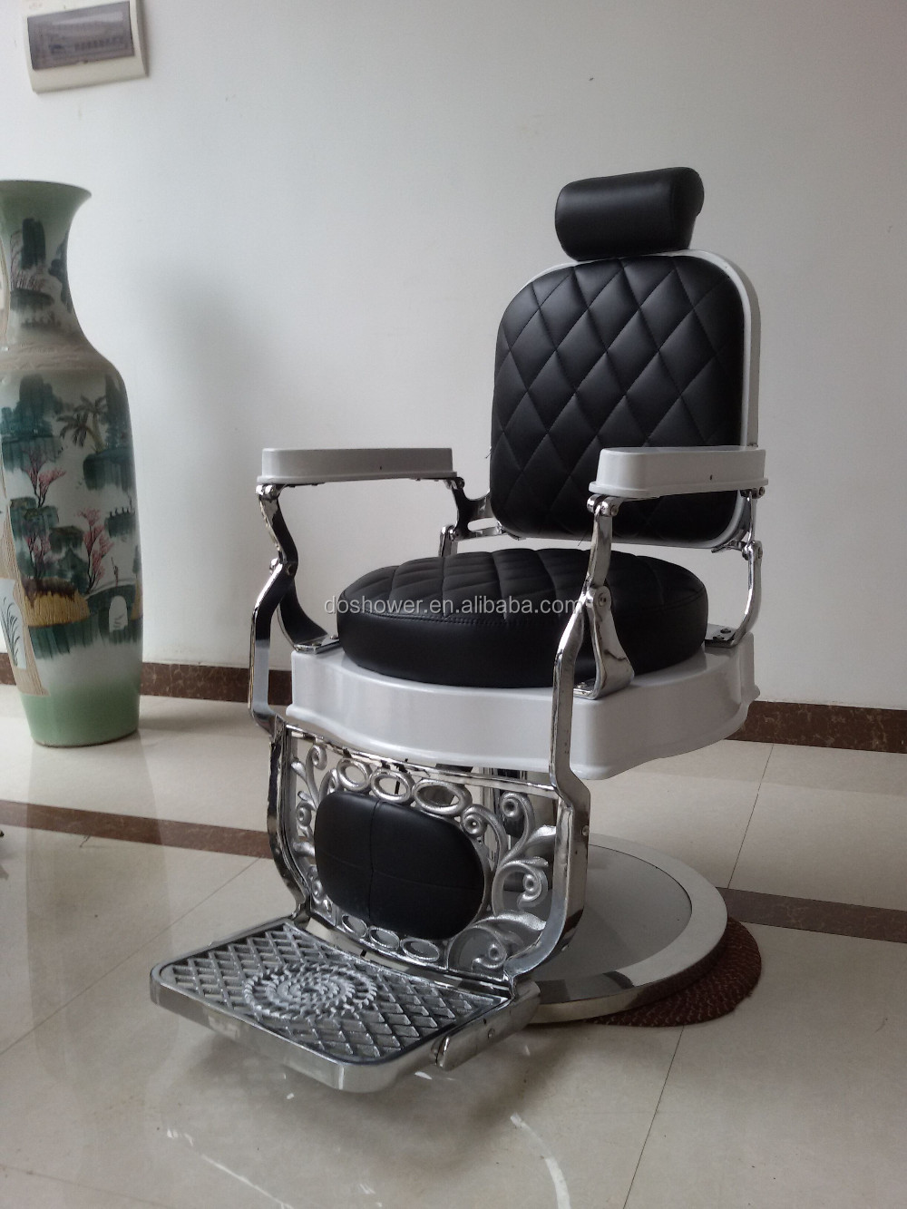 European Style Vintage Belmont Used Barber Chairs For Sale
