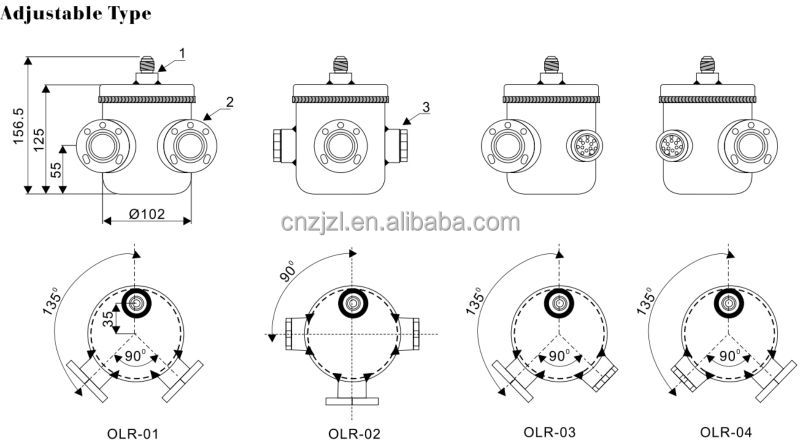 Resour Oil Level Regulator For Refrigeration System,Fixed
