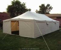 Wholesale outdoor large waterproof canvas safari tent ...