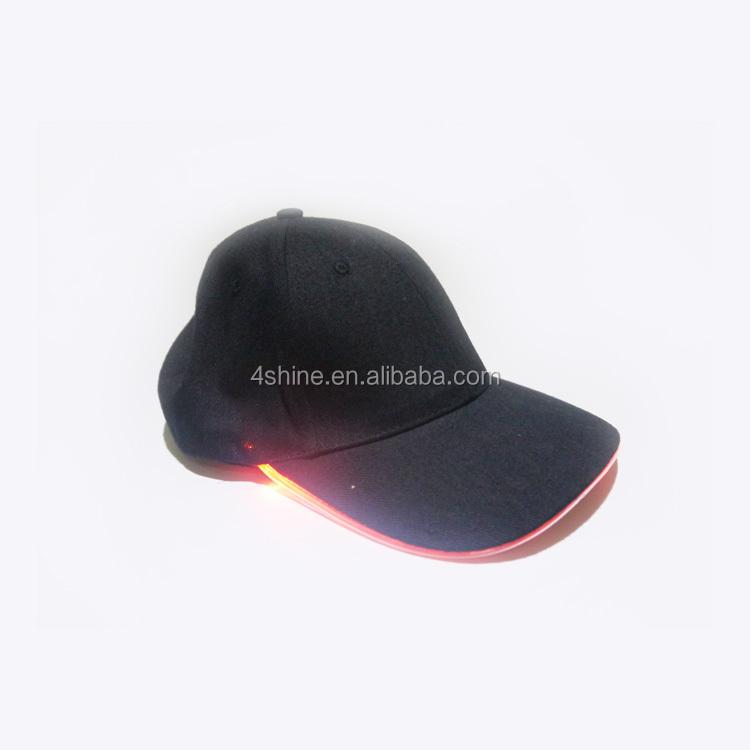 Baseball Caps Led Lights Built