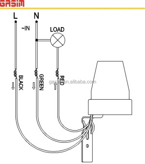 Daylight Light Sensor Adjustable Photocell Switch  Buy