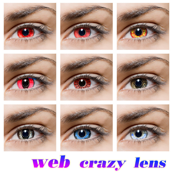 free halloween contacts natural color contact lenses
