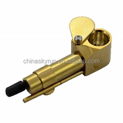Proto Brass Smoking Pipe