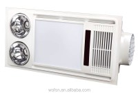 Chauffage climatisation: Electric bathroom heaters ceiling ...