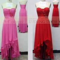 Bridesmaid Dress Patterns Chiffon - Bridesmaid Dresses