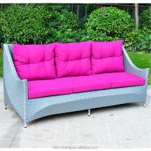 Fansheng Pe Wicker Rattan Living Room Furniture