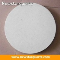 Promotional White Quartz Round Table Top, Buy White Quartz ...