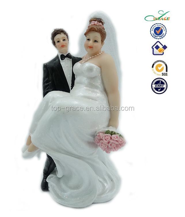 Tall Groom Wedding Cake Topper