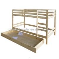 Modern Wooden Double Deck Bed Designs Ks-bb04 - Buy Double ...