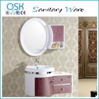 Curved bathroom vanity - Lookup BeforeBuying