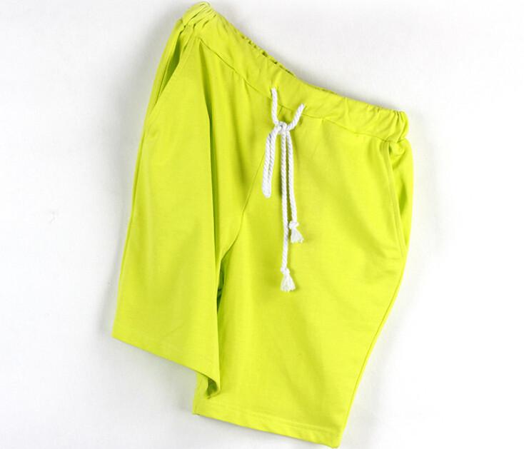 Verão Mens Marca Academias Desportivas Basculador Calções Marca Praia calças  de Algodão Shorts para Homens Bermuda Masculina de ginástica M-3X 7620c8d4bf169