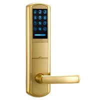 Free software digital smart electronic keyless entry door