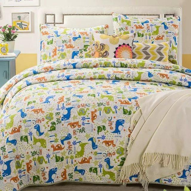 Popular Kids Dinosaur Bedding
