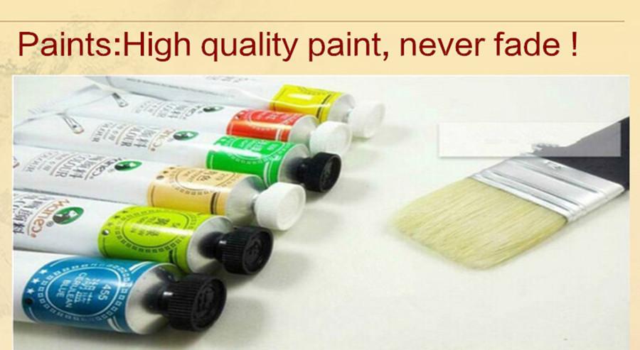 Peintre pinceau radiateur pinceau 36mm laqué plat pinceau épaulement