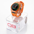 Smart Watch Android IOS On Wrist Sport Watch With Bluetooth 4 0 G sensor Heart
