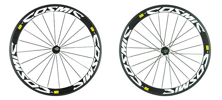 Free 1 year warranty 50mm clincher road bicycle carbon