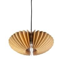 EMS Free Shipping E27 Pendant Light Modern Style Wood ...