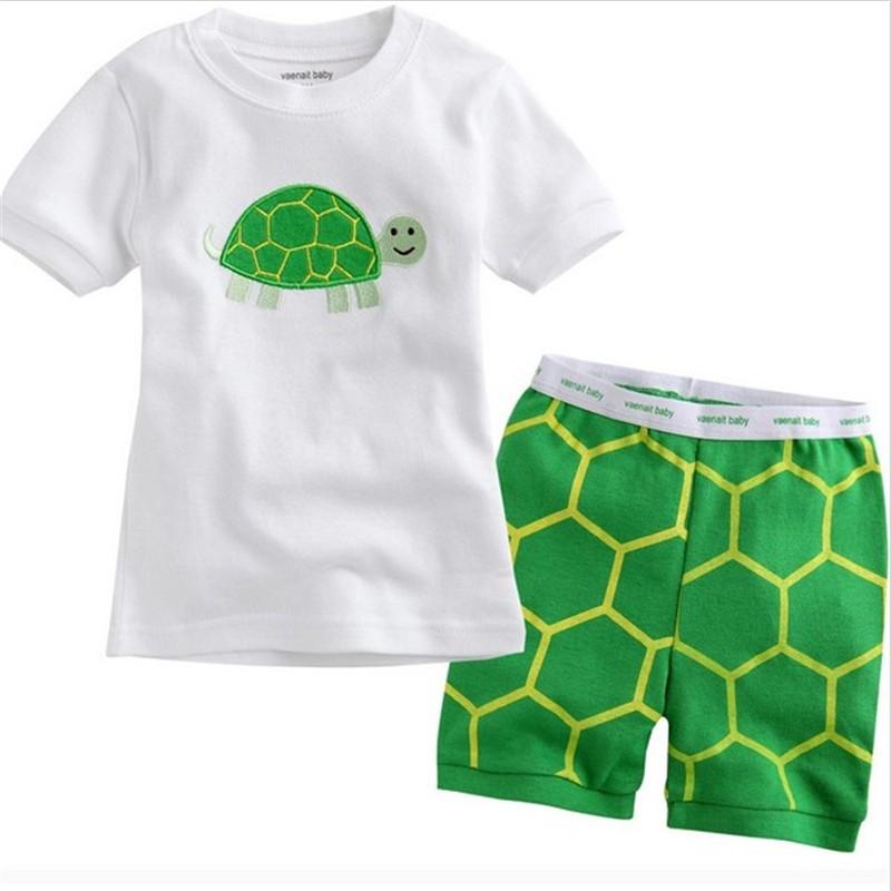 b31768977 Nuevo dulce como mamá niños ropa para bebé Niñas corto casual camiseta  IMPRESIÓN del corazón Pantalones Pijamas cortos set niños ropa de algodón