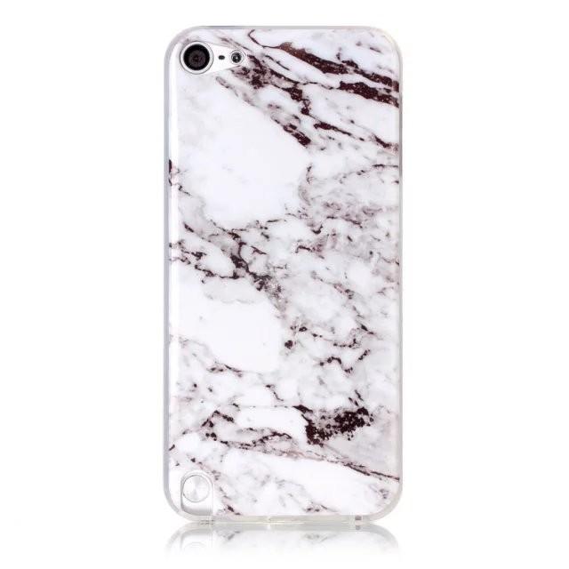⊱Patrón de mármol cubierta de pieles para Apple iPod Touch 4.0 5 6 ...