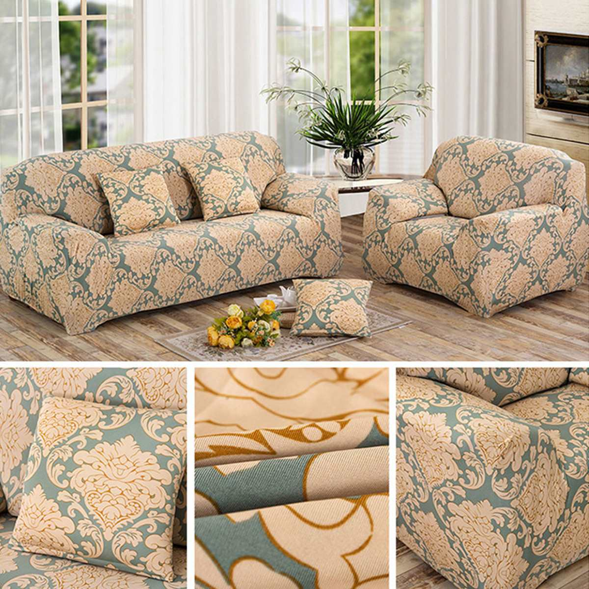 flower sofa covers dry cleaning at home bangalore compare prices on floral slipcover online shopping