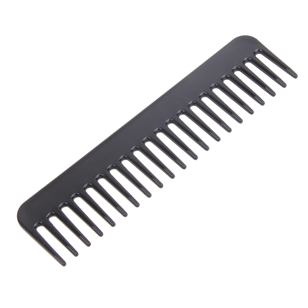 10pcs Salon Combs Set Black Plastic Barbers Hair Styling Tools Pigeon Brush Ampamp Comb 100 Brand New And High Quality Pro Hairdressing Color Material Quantity 1
