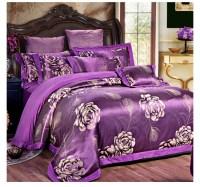 Popular Dark Purple Comforter Set