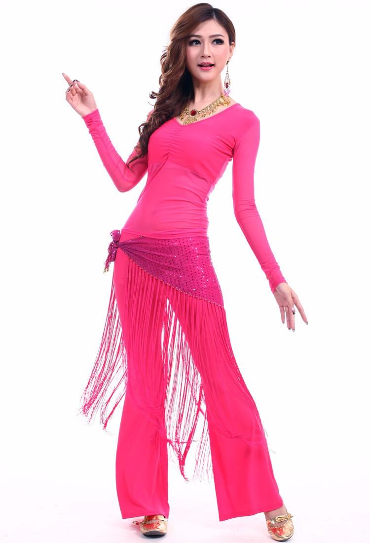 ①2018 nuevos trajes de baile de Bollywood para las mujeres danza ...