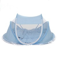 Baby Mosquito Net Tent Foldable Baby Cot Bed Mosquito Bug ...