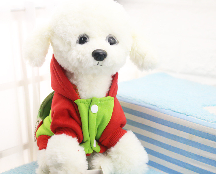 ᗚEnvío libre perro suéter perro ropa linda monedero dibujos ...