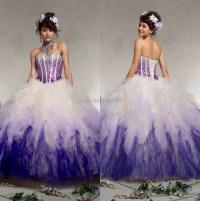 Popular Blue White Quinceanera Dresses-Buy Cheap Blue ...