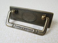 "2.5"" Vintage Style Dresser Drawer Pulls Handles Antique ..."