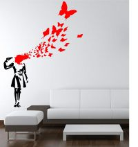 Online Buy Wholesale butterfly wall stencils from China ...
