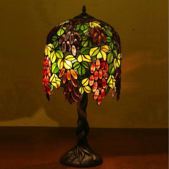 Wohnzimmer Lampe Tiffany