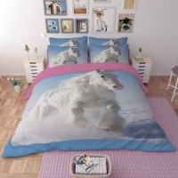 Popular Unicorn Comforter-Buy Cheap Unicorn Comforter lots ...