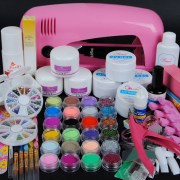 professional nail decoration set