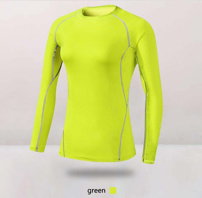 Comfort Skin Tactel Long Bras T-shirt maillot corps sous-vêtements Chemise Manches Longues Long Bras