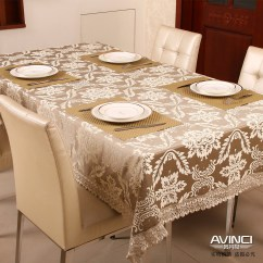 Tablecloths And Chair Covers Patio Recliner Free Shipping Fashion Elegant Fabric Of Luxury Dining