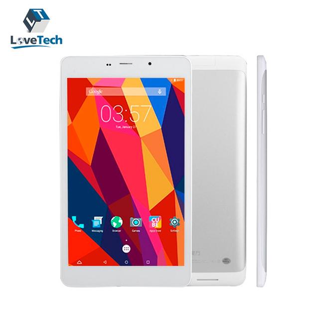 Куб T8 Плюс Ultimate MT8783 РУКУ Окта основные 2 ГБ ОПЕРАТИВНОЙ ПАМЯТИ 16 ГБ ROM Tablet 8.0 Дюймов 1920*1200 3800 мАч Батареи 2.0MP + 5.0MP Android 5.1