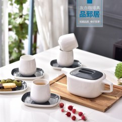 Chinese Kitchen Accessories Table White Online Buy Wholesale English Teapots From China