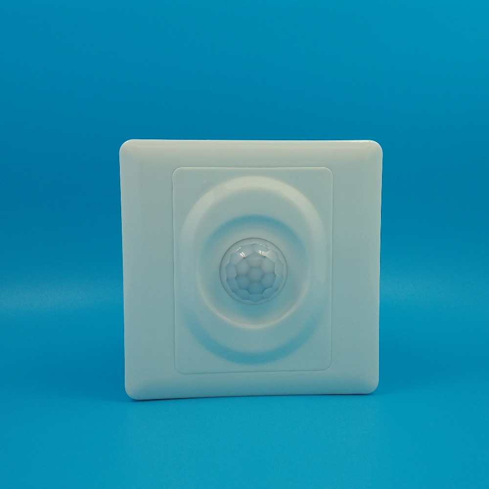 Motion Sensor Detector Light Lamp Switch Free Shippingchina Mainland