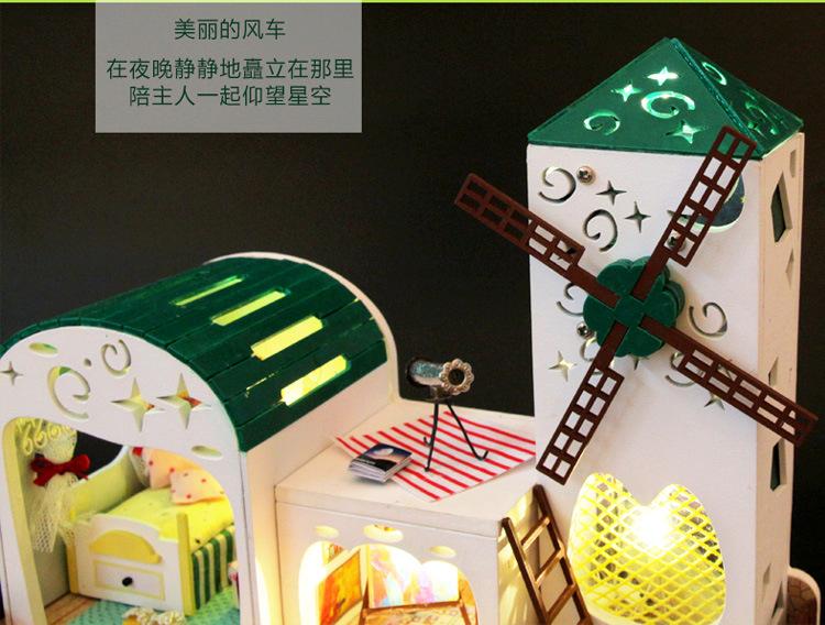Halloween mini maison de poupées miniature Miniature Squelette 60 mm Longueur