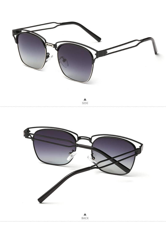 ̿̿̿(•̪ )LA VIE Polarizado Quadro Criativo Design de Moda Lente ... 2ca467ad1f