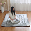Solid Mattress Thick Warm Foldable Single Or Double Mattress Fashion NEW Topper Quilted Bed