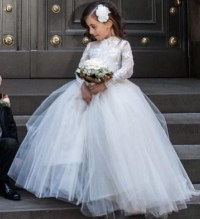 White Flowergirl Dress Reviews - Online Shopping White ...