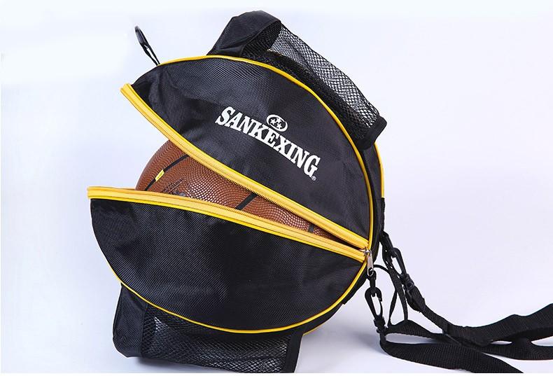 71c2b1bfc06 Portable Basketball Backpack Water Bottle Ball Pack Soccer Sports Bags Kids  Football Kits Waterproof Volleyball Basketball Bag