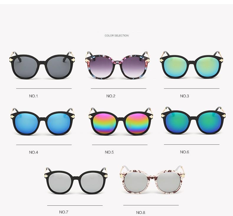 ebb0aba05f02e 2016 new marca de seta óculos de sol das mulheres do sexo feminino ...