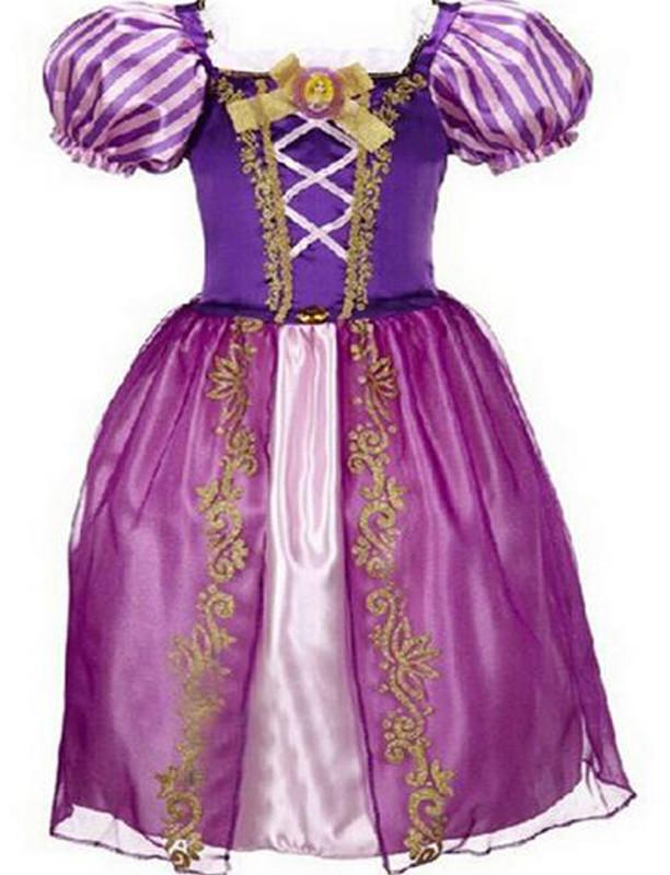 ٩(^‿^)۶Verano Niñas vestido Elsa Niñas ropa niños partido niño ...