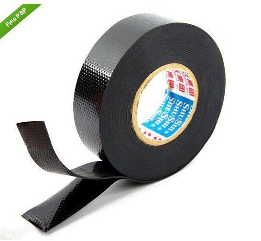 Spongent patch Bande Noir Tous temps patch Bande Extensible D/'étanchéité Imperméable Pour